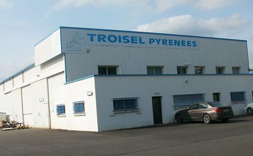 Agence Troisel Pyrénées Lacq Pau