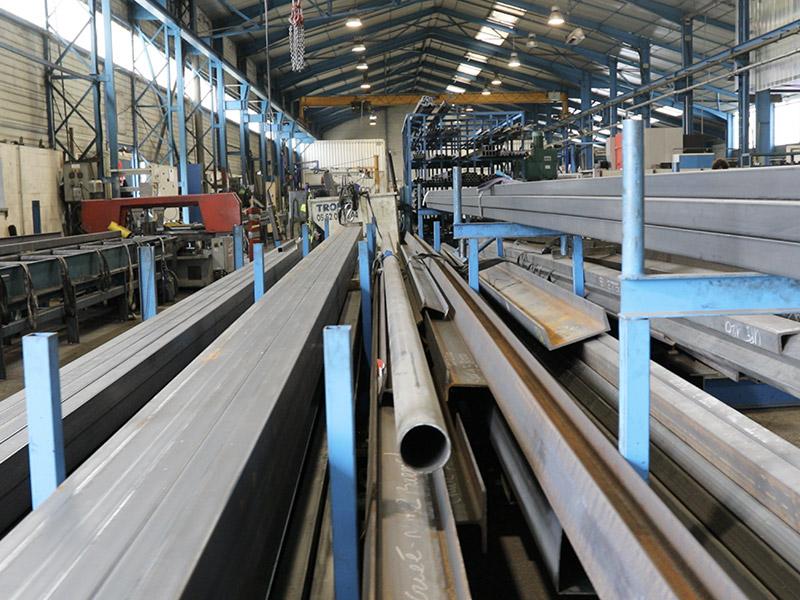atelier construction métallique