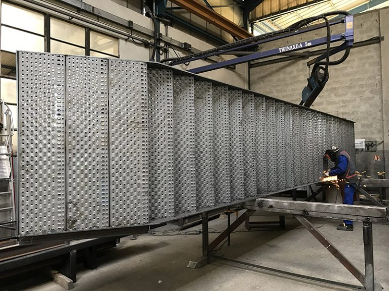 atelier construction serrurerie métallerie